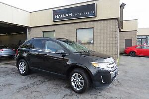 2013 Ford Edge Limited Black Leather Int., Bluetooth, Heated...