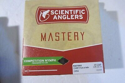 NEW! Scientific Anglers Mastery Textured Tarpon WF13S Fly Line