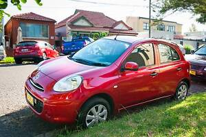 2014 Nissan Micra Hatchback Marrickville Marrickville Area Preview
