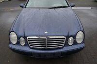 Motorhaube CLK W208 Bj.1998 Blau Farbcode 366 Top Zustand Nordrhein-Westfalen - Bad Lippspringe Vorschau