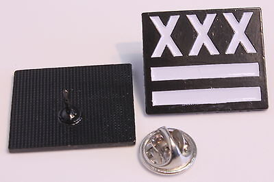 STRAIGHT EDGE TRIPLE X PIN MBA 613