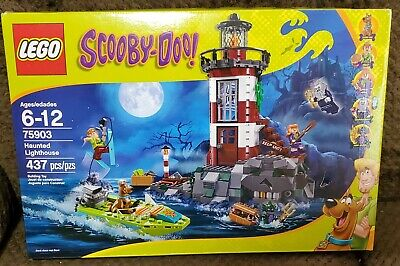 Lego Scooby-Doo Haunted Lighthouse 75903 New, Retired Product
