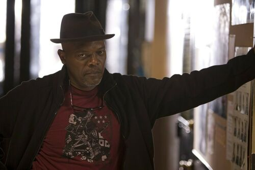 Freedomland - Samuel L. Jackson Movie Screen Worn Costume / COA