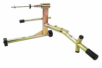 T-Rex Racing Kawasaki Ninja H2 H2R Single Sided One Arm Motorcycle Stand Gold for sale  Dallas