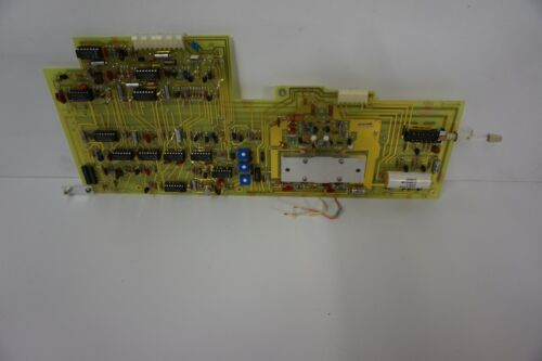 Agilent 01741-66539 Board Assembly
