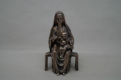 Bronze-Madonna Binder 3245 25 cm