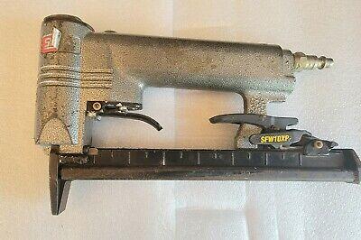 Senco Sfw10xp Air Stapler 38 Crown Fine Wire Staple Gun