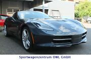 Corvette C7 Stingray TARGA, 8 SPEED PADD, NAVI, HEAD UP