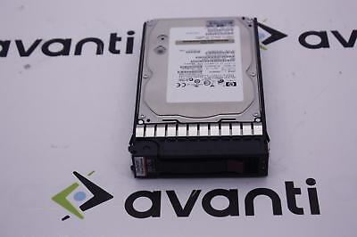 HP 454411-001 EVA M6412 300GB 15K FIBRE CHANNEL HARD DRIVE AG690A AG690B