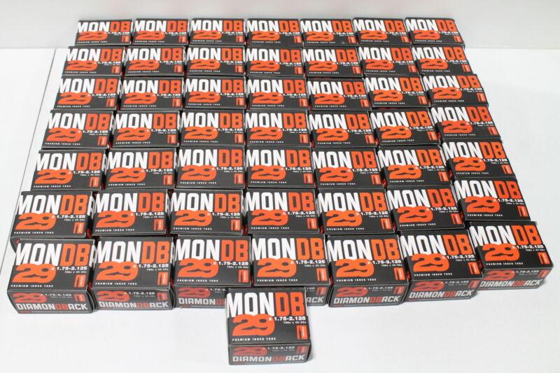 """Lot of 50 Diamondback 29"""" 700c x 45-55c 32mm Presta Valve Bike Tubes (39-32-195)"""