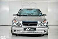 Incredible Mercedes W210 E55 AMG - One Owner - 12k Miles