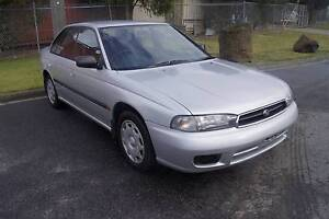 1996 Subaru Liberty GX Automatic - Sold with RWC Campbellfield Hume Area Preview