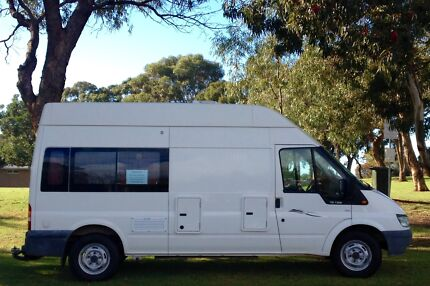 2005 FORD TRANSIT MOTORHOME/CAMPERVAN Riverton Canning Area Preview