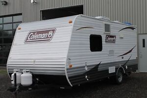 2014 Coleman Expedition LT  CTS16QB