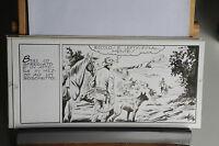 Piccolo Ranger - Tavola Originale Disegnata Da Francesco Gamba - 17 -  - ebay.it
