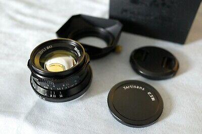 UK 7artisans 35mm F1.2 Manual Focus Fixed Prime Lens for Sony E Mount Camera UK