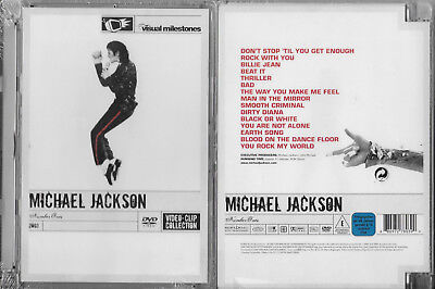 DVD - MICHAEL JACKSON : VIDEO HITS CLIP COLLECTION / NEUF EMBALLE - NEW & SEALED ()