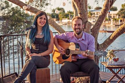 Dan & Diletta - Acoustic Covers Duo (Live Music)