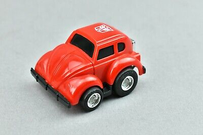 Transformers G1 Red Bumblebee Complete Vintage