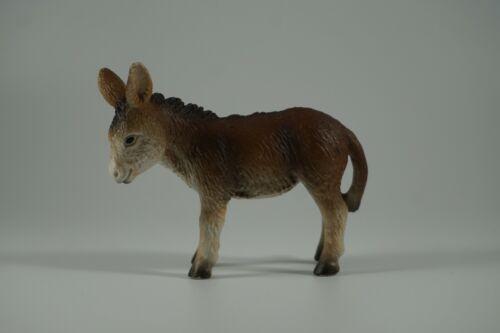 Retired Schleich Farm World Donkey Foal 13268