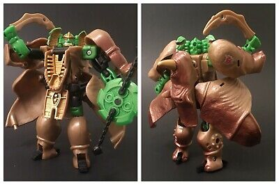 Transformers beast wars 10th anniversary Rhinox