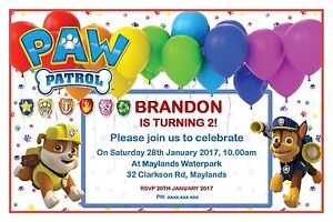 Affordable Party Invitations $1 each Stratton Swan Area Preview