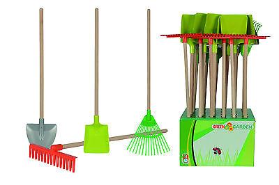 Gartengeräte für Kinder Green Tools von Simba Neue Edition neu