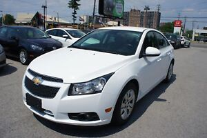 2013 Chevrolet Cruze LT TURBO |  POWER GROUP | ALLOYS | BLUETOOT