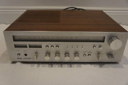 akai stereo receiver amplifier aa-1050