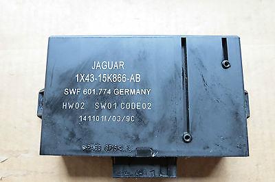 2002 2003 02 03 Jaguar X-type Parking Reverse Control Module OEM 1X43-15K866-AB