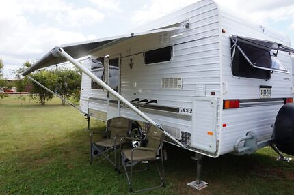 Luxury mid-sized caravan Gympie Gympie Area Preview