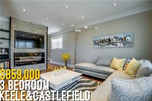 Stunning Renovated Detached Home