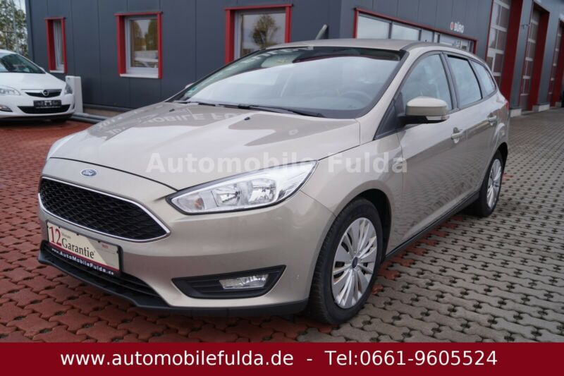Ford Focus Turnier Business*Euro6*1.Hand