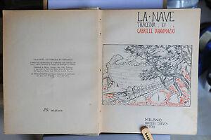 1919-GABRIELE-D-039-ANNUNZIO-LA-NAVE