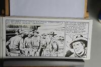 Piccolo Ranger - Tavola Originale Disegnata Da Francesco Gamba - 12 -  - ebay.it