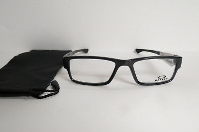 Oakley Airdrop Eyeglasses Black  OX8046-0255 Authentic 55~18~143. NEW