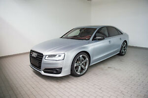 Audi S8 plus EXCLUSIVE/REAR SEAT/UPE 210.350.-!!!
