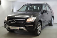 "Mercedes-Benz ML 350CDI BlueTEC 7G COMAND AMG 19"" PDC MOD.2012"