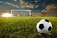 Personal Soccer Trainer wanted