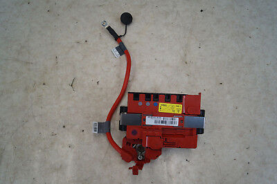 BMW X5 E70 Battery Lead plus Cable Battery plus Cable Loom 9115449