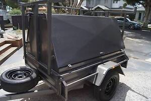 6X4 TRADE/CAMPING TRAILER,NEW BEARINGS AND LED LIGHTS Melbourne CBD Melbourne City Preview