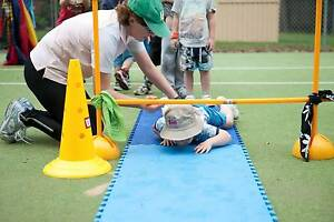 Preschool aged multi sport program and equipment - your venue Forestville Warringah Area Preview