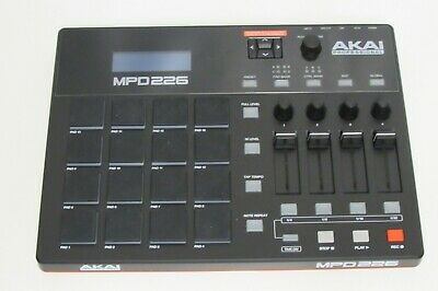 Akai Professional MPD226 Midi Pad Controller with 16 MPC Pads