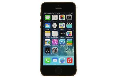 Apple iPhone 5s 16GB Spacegrau (Ohne Simlock) - Gebraucht - AKTION