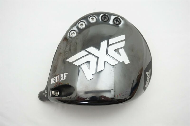 PXG 0811 XF Gen2 10.5* Degree Driver Club Head Only VGOOD CONDITION 791882