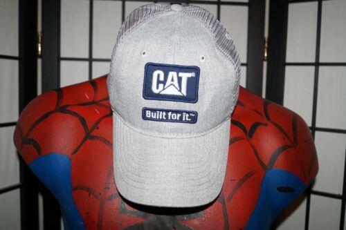 Cat Equipment Built For It Adjustable Adult Baseball Cap Hat Mesh Back One Size