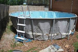 Above ground pool 16 ft Northgate Brisbane North East Preview