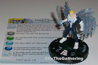 COBALT BLUE #055 The Flash DC HeroClix Super (Cobalt Blue Flash)