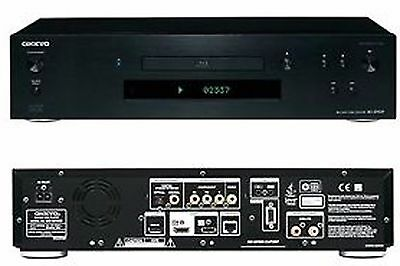 Onkyo - BD-SP809 - Blu-Ray Disc Player - Black