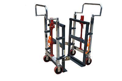 Pake Handling Tools - Hydraulic Furniture Mover Set 3960 Lbs Capacityset Of 2